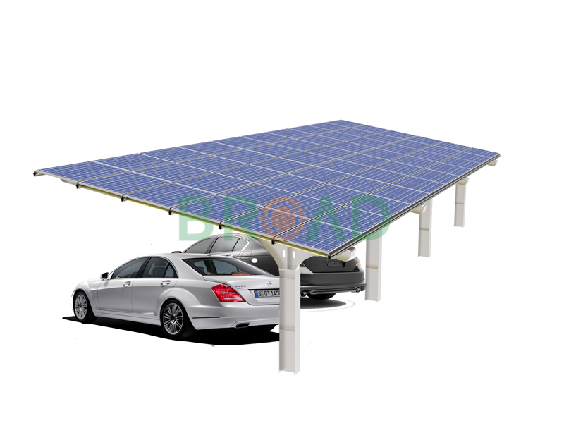 solar carport mounting systems